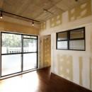 リノベだからできること!DIYを家族みんなで愛着あるお家へ。の写真 居室