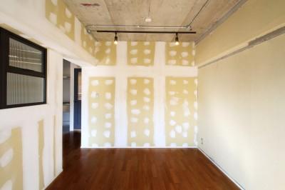 居室 (リノベだからできること!DIYを家族みんなで愛着あるお家へ。)