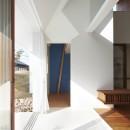 大垣の家 / インナーテラスに囲まれた三角屋根の家の写真 キッズルーム