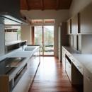 山陰の住まいの写真 キッチン