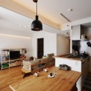 ツナガル家の写真 キッチンは暮らしの真ん中
