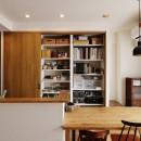 ツナガル家の写真 キッチンに一番大切なのは収納。