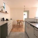 静穏の家の写真 ダイニングキッチン