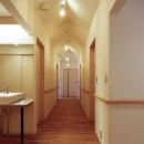 グループホームひなぎくの写真 廊下