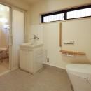 グループホームひなぎくの写真 バリアフリートイレ・浴室