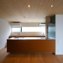 【konan】美しく整ったガレージハウスの写真 キッチン