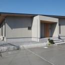 須賀崎の家  ロの字のコートハウスの写真 外観