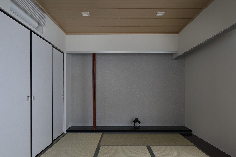 その他事例:和室(けいはんなの住まい)