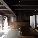 小浜の民家再生の写真 居間・食堂・台所