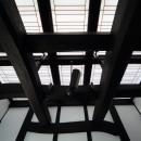 飯盛の民家 [軸組再生の住まい]の写真 食堂天井