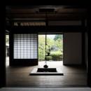 飯盛の民家 [軸組再生の住まい]の写真 居間