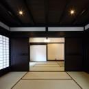飯盛の民家 [軸組再生の住まい]の写真 和室