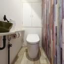 リノベーションで希望の我が家を手に入れる時代への写真 トイレ