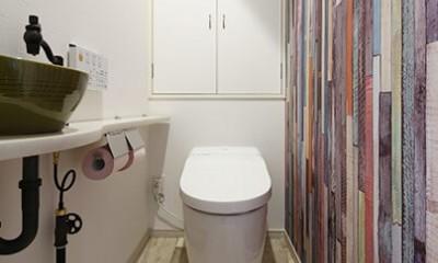 リノベーションで希望の我が家を手に入れる時代へ (トイレ)