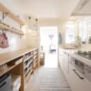 イメージを現実の暮らしへの写真 キッチン