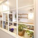 イメージを現実の暮らしへの写真 キッチン3