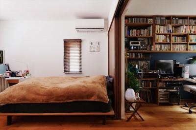 寝室 (A様邸_時間×空間を今、未来にfit!)
