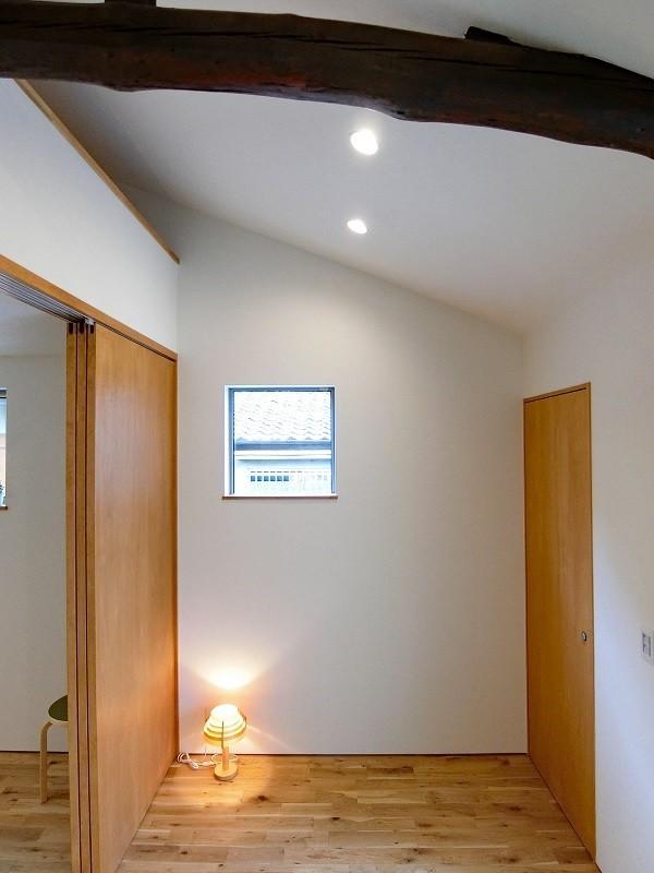下鴨ミニマムハウス (寝室)
