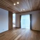 城陽の家の写真 寝室
