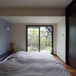 朝比奈山荘 〜なつかしさとあたらしさと、いまそこにあるリゾート〜 (子世帯の寝室)