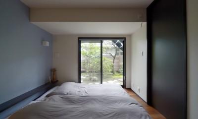 子世帯の寝室|朝比奈山荘 〜なつかしさとあたらしさと、いまそこにあるリゾート〜