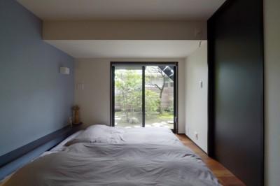 子世帯の寝室 (朝比奈山荘 〜なつかしさとあたらしさと、いまそこにあるリゾート〜)