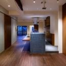 sabai  上質な大人の空間に仕上げる隠れ家のようなマンションリノベ