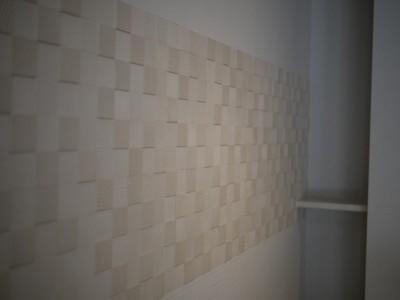 リビングの壁面にエコカラットを (リビングの一面にエコカラット)