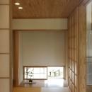 自然体で暮らす平屋~光・風・緑を取り込む家~の写真 畳スペース