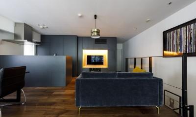 K邸- いいものは生かしながら、新しい家にする部分的リノベーション