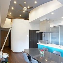マンション最上階のメリット (ダイニング・キッチン)