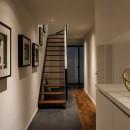 K邸- いいものは生かしながら、新しい家にする部分的リノベーションの写真 玄関