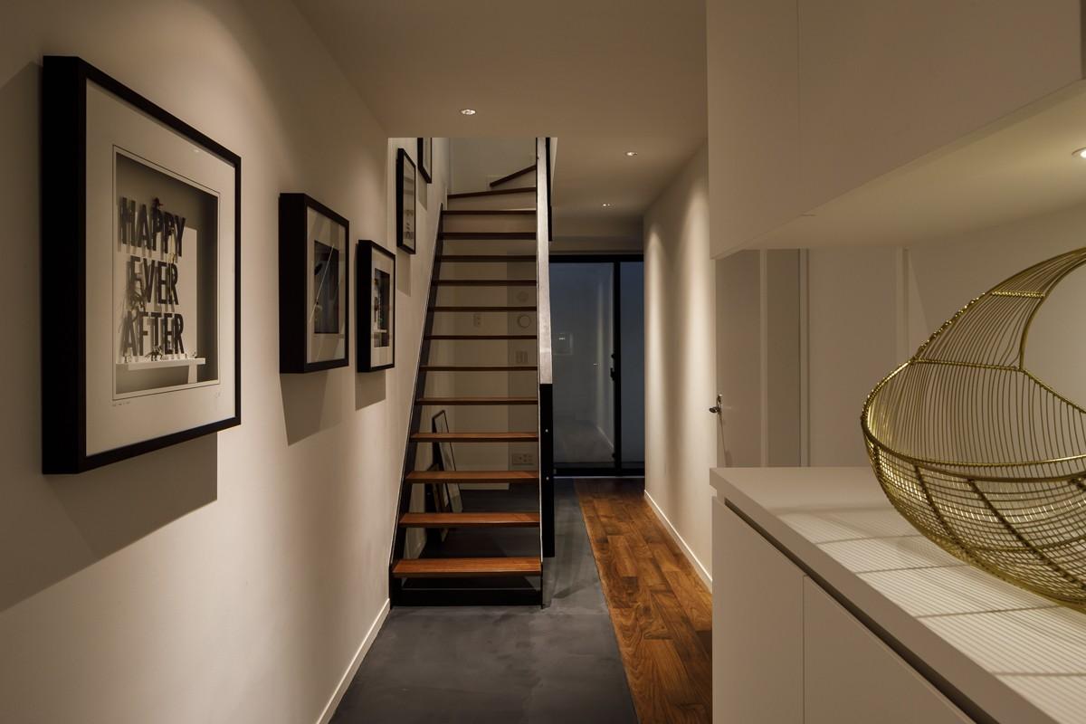玄関事例:玄関(K邸- いいものは生かしながら、新しい家にする部分的リノベーション)