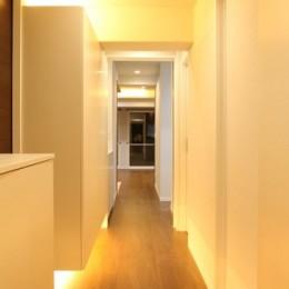 趣味を楽しむ快適空間 (廊下)