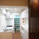 趣味を楽しむ快適空間の写真 キッチン