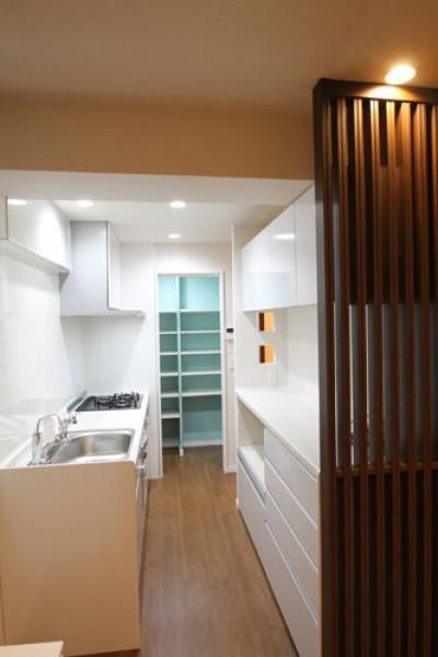 キッチン (趣味を楽しむ快適空間)