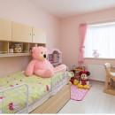 自分スタイルを実現した2世帯の写真 子供部屋