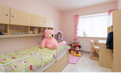 子供部屋 (自分スタイルを実現した2世帯)