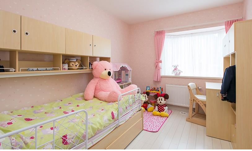 子供部屋事例:子供部屋(自分スタイルを実現した2世帯)
