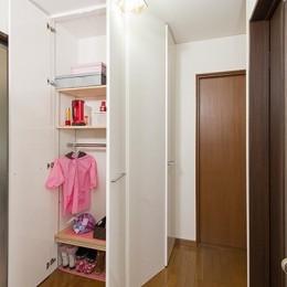 2階 ホール (自分スタイルを実現した2世帯)