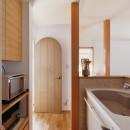 H様邸_憩の写真 キッチン