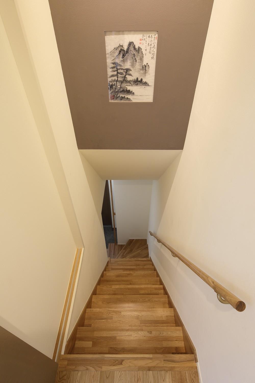 その他事例:階段室(三国の長屋)
