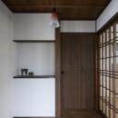嵯峨野の離れの写真 玄関