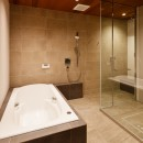 山手の家「T邸」の写真 浴室