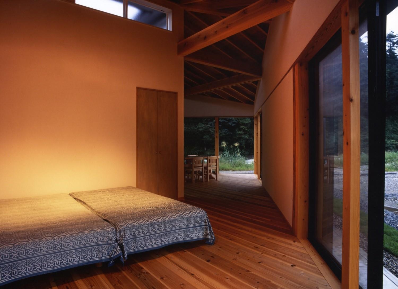 ベッドルーム事例:寝室(みどりの健康住宅)
