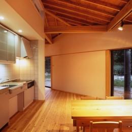 ダイニング・キッチン (みどりの健康住宅)