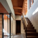 田園調布「N邸」の写真 階段室