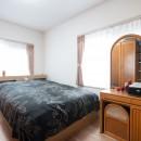 設備の進化は快適に通ずの写真 主寝室