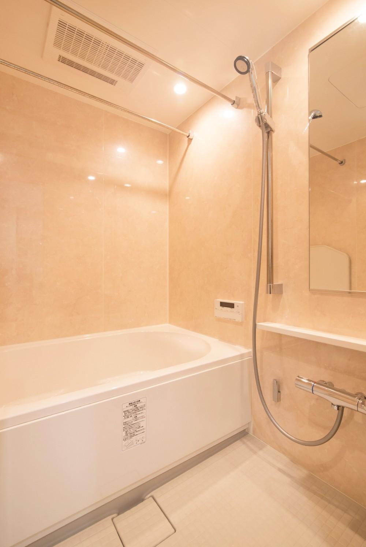設備の進化は快適に通ず (浴室)