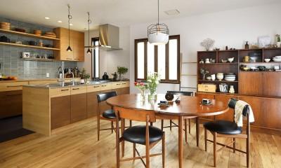 新しい家は体にやさしい自然素材